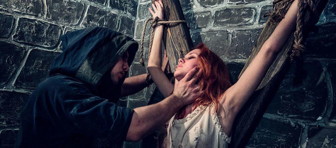 Квесты саратова адреса и цены квест «Инквизиция»