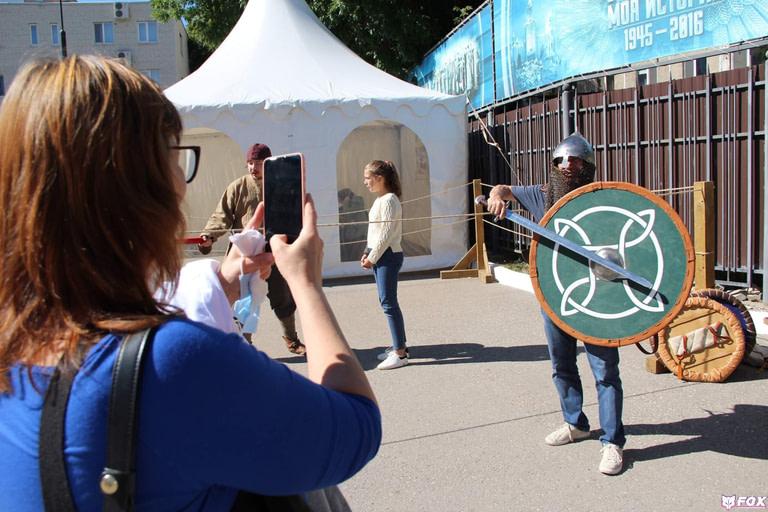 Квесты «FoX»- Фестиваль Укек в Саратове - фотограф «Мария Кублановская»