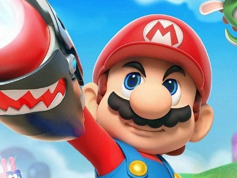 Акция на квесты в честь дня игры Марио