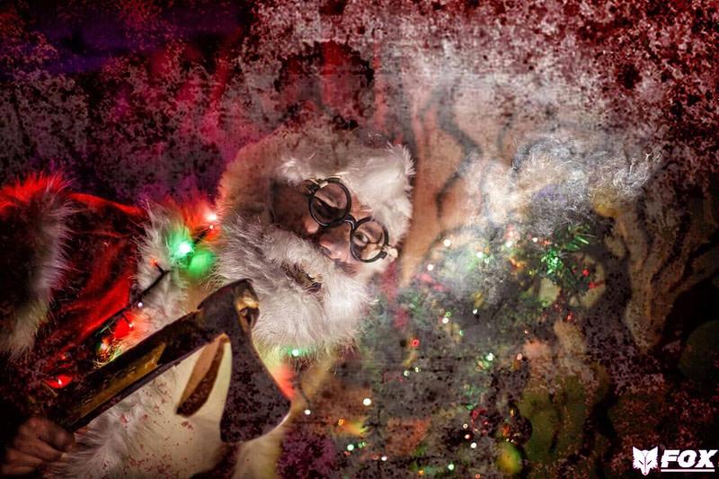 Квест «Плохой Санта» - Квесты «FoX»Энгельс Саратов