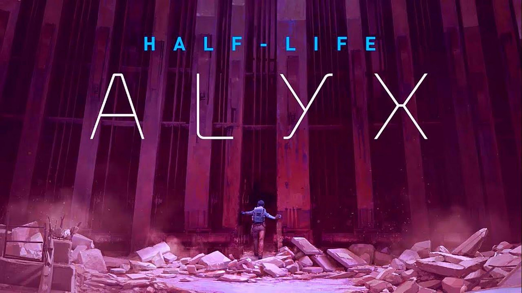 Half-Life:Alyx квест гравити фолз саратов